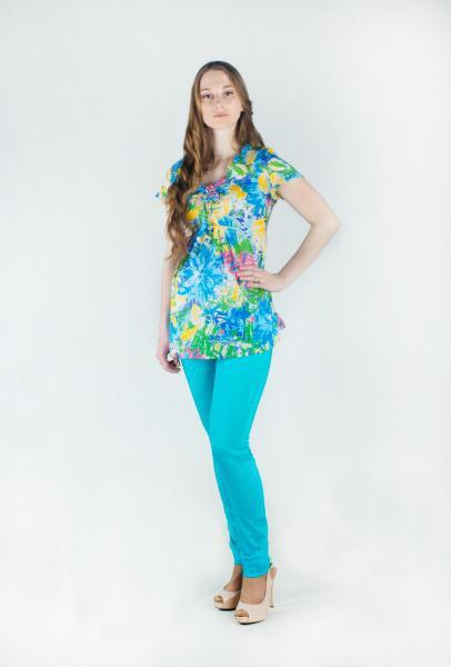 Блузки Разноцветные В Челябинске