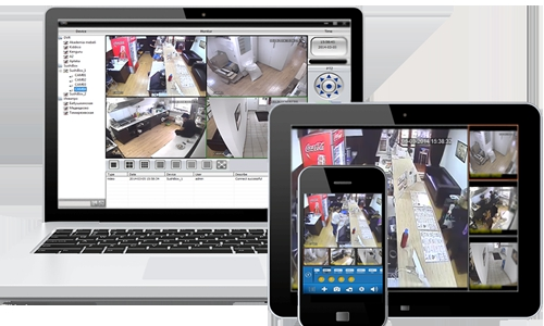 Видеонаблюдение через интернет купить в Челябинске в интернет-магазине DIPO.ru