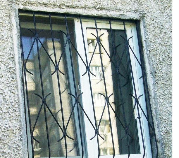Решетки на окна челябинск цены