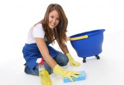 Как сделать уборку своими руками?