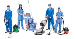 Достоинства и недостатки уборки помещения клининговой компанией
