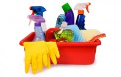 Какими средствами для уборки пользоваться