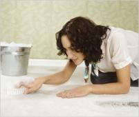 Как правильно чистить ковер: полезные советы
