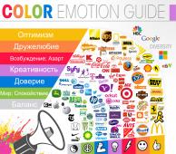 Как выбрать цвет логотипа для вашего бренда