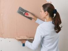 Шпаклевка стен — основные правила