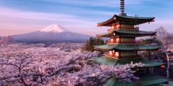 Туры в Японию и Южную Корею из Екатеринбурга. Отдых в Японии.