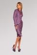 Трикотажное платье 1
