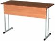 стол ученический двухместный нерегулируемый   1200Х500Х760