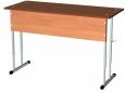 стол ученический одноместный регулируемый   1200Х500Х640/700/760
