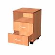 тумба с двумя ящиками   400Х450Х600