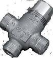 Трехходовой клапан с наружной резьбой («Siemens»), VXP 45