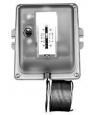 Капиллярный термостат защиты от замерзания (S+S «Regeltechnik»), AZT