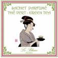 """Саше в бумажном пакетике """"Зелёный чай"""""""