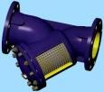 Обратный клапан 16ч6п Ду 100