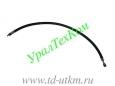 Кольцо уплотнительное стакана форсунки (резина) (29-35-36-2-2)
