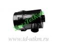 Фильтр воздушный на а/м Урал с дв.ЯМЗ-236/238М2