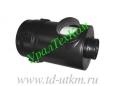 Фильтр воздушный на а/м Урал с дв.ЯМЗ-236НЕ2 (Ф-15 мм.)