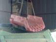 Стенка ковша передняя