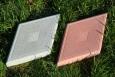 Тротуарная плитка Ромб узорный серый