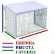 Защита антивандальная разборная для кондиционера 1000 х 600 х 500 мм