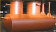 Емкость для канализации подземная ЕП, ЕПП