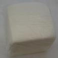 Салфетка белая 100л(100% целлюлоза)/45