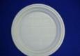 Тарелка десертная белая d165мм 100/2400