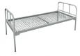 Кровать общебольничная МСК-122 (спинки прямоугольные)