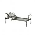 Кровать общебольничная с подголовником КФ0-01 (МСК-105)