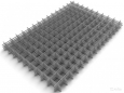 Сетка кладочная 100x100 D3мм,1000x2000 (10x19)