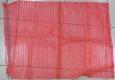 Сетка-мешок д/овощей 45*75 цвет красный, вес 26 гр.(до 30кг)/100/3000