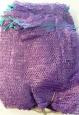 Сетка-мешок д/овощей  21*31 фиолетовый (до 3кг)/100/4000