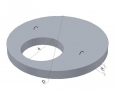 Крышка колодца ПП15,1(1500*150*700)