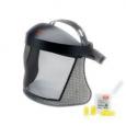 Оснащение для защиты лица и органов слуха с нейлон