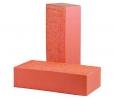 Кирпич строительный, керамический, полнотелый