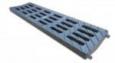 Решетка из усиленного композитного пластика «Medium» 100, цвет металлик