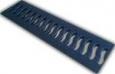 Решетка из усиленного композитного пластика «Medium» 100, цвет черный