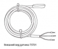 Датчик температуры TST01-2,0-С (-55 до +125)