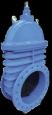 Фланцевые задвижки Kell O600-900 мм