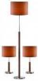 Комплект из торшера и двух настольных ламп 1427-SET Super-set