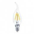 Лампа светодиодная Е14 General 646900 свеча на ветру