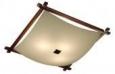 Светильник CL931112 Белый Рамка Венге