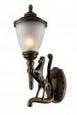Уличный светильник, IP44 1334-1WL Guards