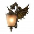 Уличный светильник, IP44 1717-1W Dragon