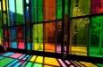 Тонирование архитектурными цветными пленками