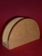 Салфетница №4, 15х9х4,5 см