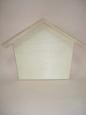 Ключница «Деревянный домик», 20х27 см
