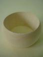 Браслет деревянный, средний, внутренний диаметр 6,5 см, ширина 4 см