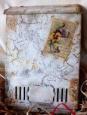 Почтовый ящик «Ретро-открытка»