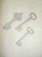 Декоративный элемент «Ключи версаля»